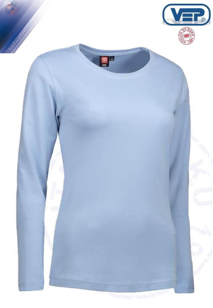 13bc54bae8a8 Pohodlné dámske tričko s dlhým rukávom.