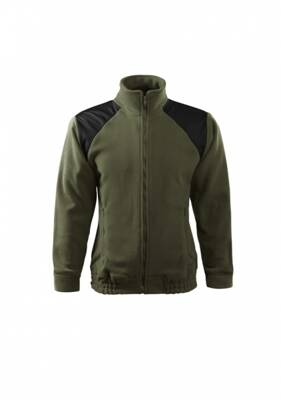 Mikina Fleece Jacket Hi-Q 360 khaki